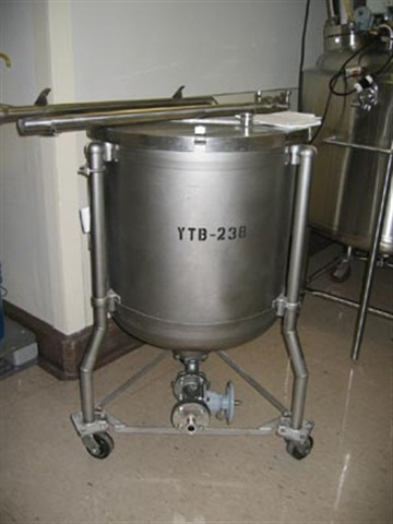 Pharmaceutical Grade 316l Stainless Steel Pot Lid 20 Qt