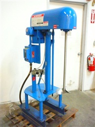 Shar Model D-15 SPZ Disperser/Mixer