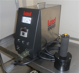 Lepel Model CS Jr. Induction Sealer