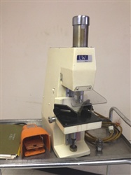 Westcapper Model LW Table Top Crimp Capper - SOLD