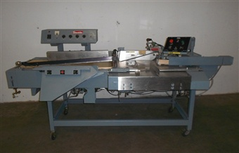 Shanklin M-22 Multipacker Automatic L-Bar Sealer