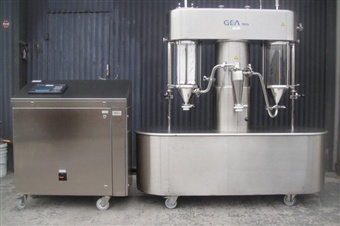 Niro Lab Spray Dryer Model SDMICRO