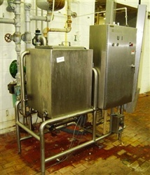 G&H Products Single Tank CIP System