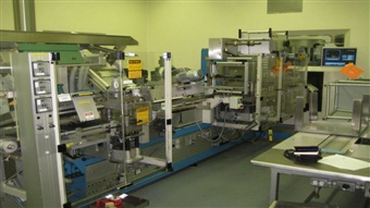 Uhlmann Model UPS 2 ET Blister Packer