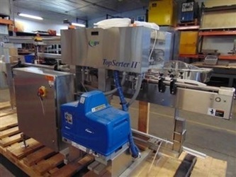 MGS Model Topserter II Rotary Outsert Feeder (Unused)