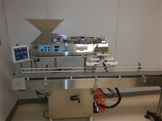 PharmaFill Model TC-3 Automatic Tablet/Capsule Filler