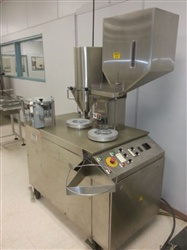 Capsugel Model Cap-8 Semi Automatic Capsule Filler