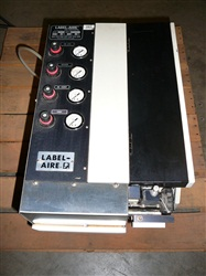 Label-Aire Printer/Applicator Model# 2137-Z90