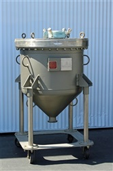 Pfaudler 90 Gallon Glass-lined Reactor