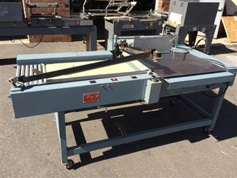 "Shanklin "" L"" Bar Sealer Model S-4C"