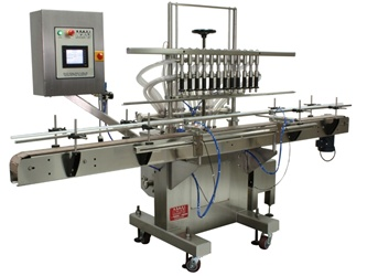 *New* Model GI 3300 Pressure Gravity Filler