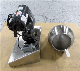 "Colton 12"" S/S Coating Pan"