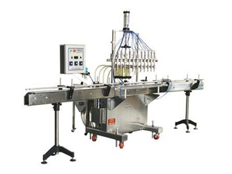 Acasi Automatic Pressure Overflow Piston Filler Model PI 3100