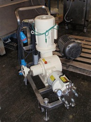 Rotary Lobe Pump S/S 5HP