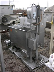 Process Engineering 25 CFT S/S Paddle Blender