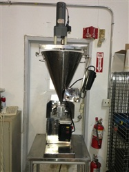 Piston Filler Table Top With Jacketed Hopper