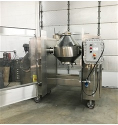 Gemco 5 CFT XP Double Cone Blender