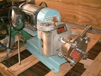 Gifford Wood In-Line Colloid Mill MD# W250H