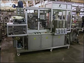 Klockner Pentapack Blister Packaging Machine Type E.A.S.