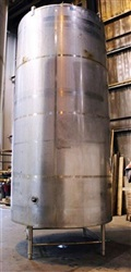 DCI 4000 Gallon Jacketed Tank