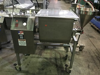 Daniel Food Equipment Mixer Model DMX 100