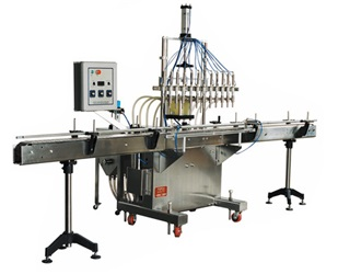 Acasi PI3300 Inline Piston Filler - New