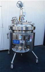 300 Liter Precision Reactor w/ Mixer