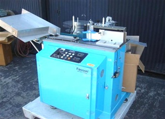 Fasson ST-10D Wrap-Around Labeler
