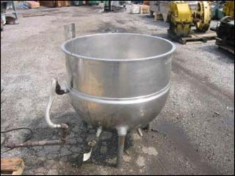 Groen 100 Gal Jacketed Kettle SOLD
