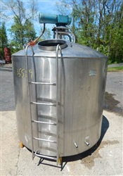 Girton Model PW1000x S/S Mix Tank - SOLD