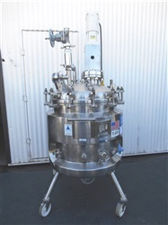 Precision Stainless 280 liter Reactor - SOLD