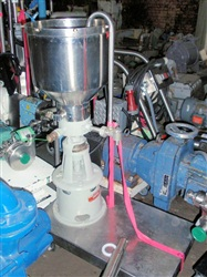 Gifford Wood S/S Colloid Mill, Model OV6