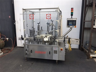 Capmatic Patriot FC Rotary Filler/Capper