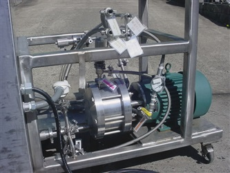 Hydrodynamics Cavitation Reactor Model SPR - SOLD