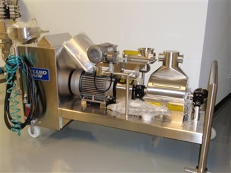 Fluid Aire Model 014 Jet Mill - SOLD