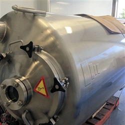 Lee 480 Gallon Vacuum Pressure Tank