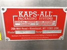 Kaps-All Model AU-5 Empty Bottle Unscrambler