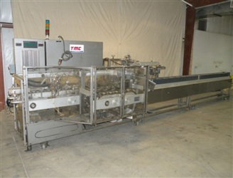 Tisma Automatic Horizontal Cartoner, Model 600-SE