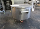 200 Gal Stainless Steel Jacketed Kettle