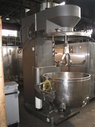 Collette High Shear Mixer Model Gral 600