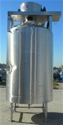 850 gallon Lee Industries Double Motion Vacuum Kettle - SOLD