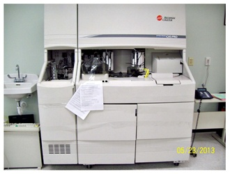 Beckman Coulter SYNCHRON CX5 PRO Chemical Analyzer