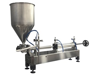 Acasi Model SPPR-1-135 Semi-Automatic Pneumatic Piston Filler