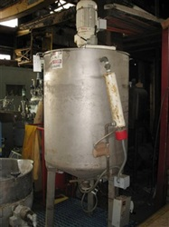 Fryma 175 Gallon S/S Jacketed Mix Tank