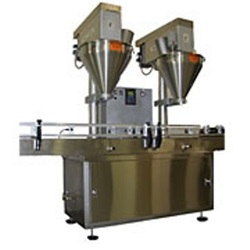New Image 4000 Dual Head Automatic Powder Filler
