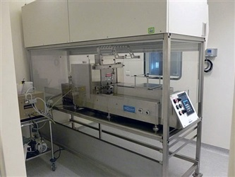 Cozzoli F329HE10SS Vial Filler/Stopperer with Vacuum Unit - SOLD