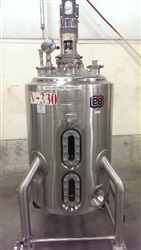 Lee Model 85U 85 gallon Stainless Steel Reactor