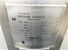 Northland 250 Liter Stainless Reactor