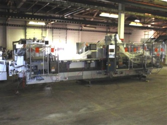 Uhlmann Thermo Forming Blister Machine Model UPS4-MT _ SOLD