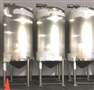 Feldmeier 2400 Gallon 316L Stainless Steel Mix Tanks - SOLD